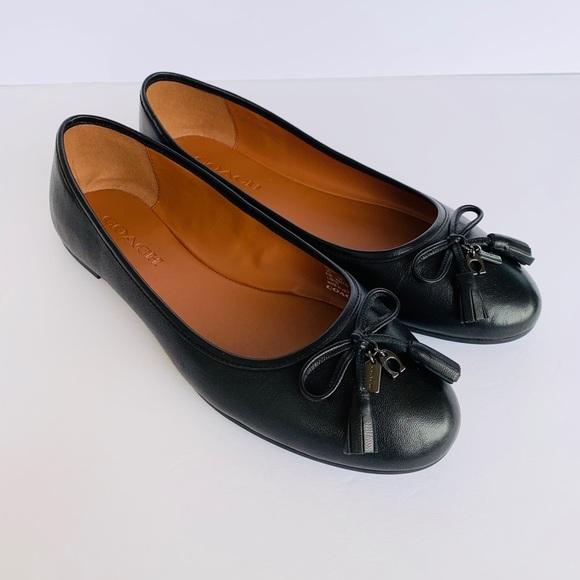 Coach Shoes | Coach Benni Ballet Flat